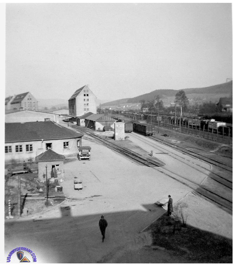 Usareur partial photos aschaffenburg for Depot aschaffenburg