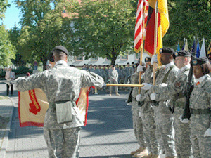 forces dating germany World war ii officially begins in september 1939 after germany invades  the  united states armed forces date back to 1775, when america.