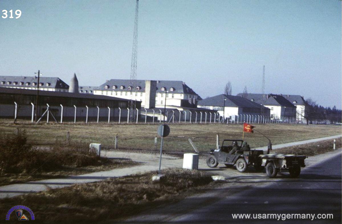 Usareur Kaserne Photos Rivers Barracks