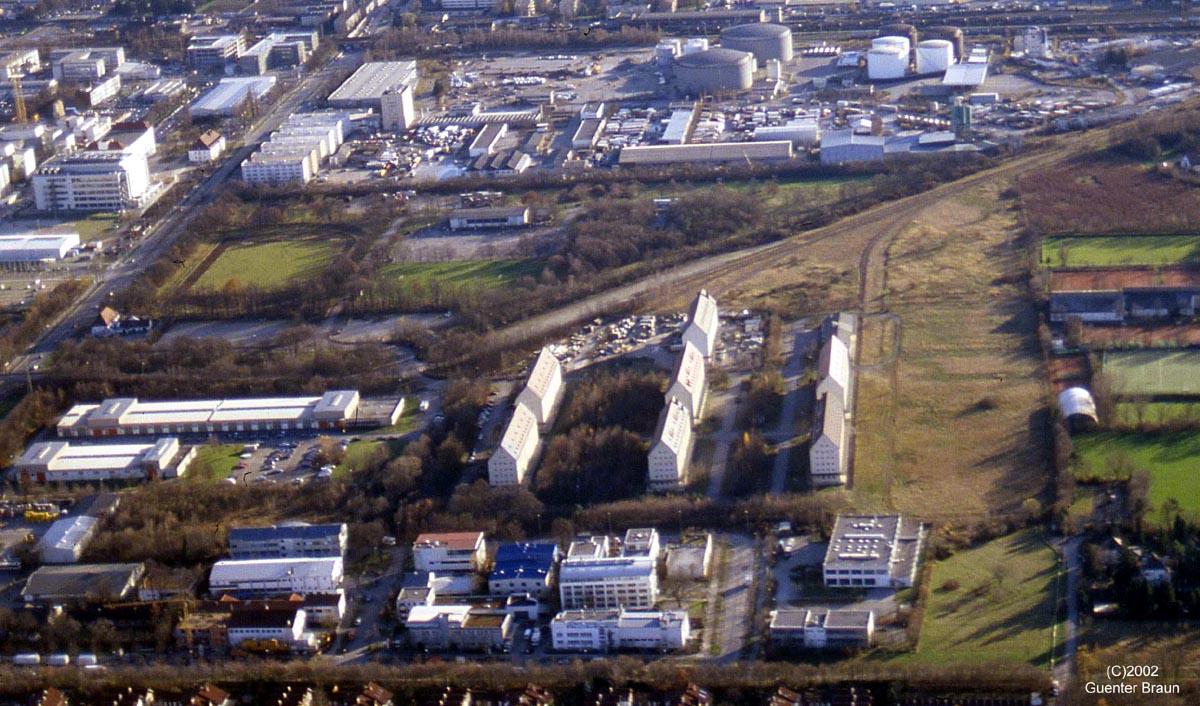 Usareur Aerial Photos Virginia Depot