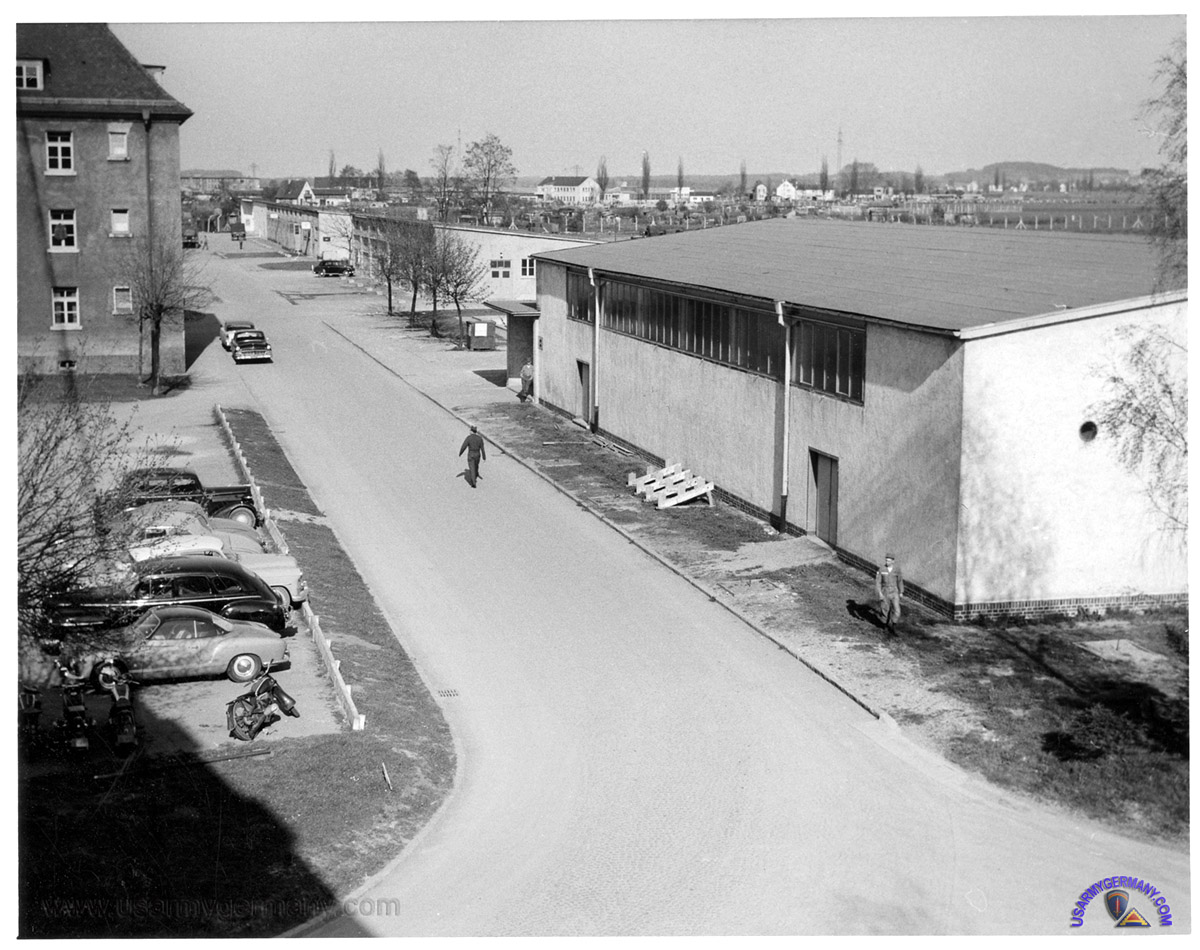 Neu-Ulm Germany  city photos : Ford barracks ulm germany #4
