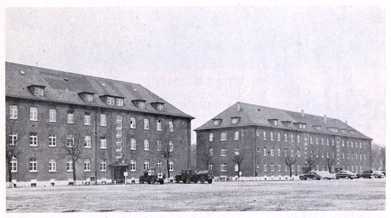 Neu-Ulm Germany  city photos : 4th Armored Division, Orientation Booklet, 1958