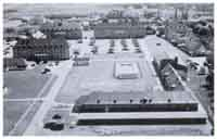 Aerial view of post in 1960 (142 KB)