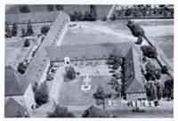 Aerial view of Pinder Bks, 1960