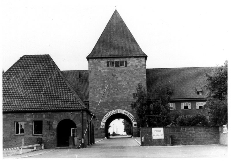 Before that, 2nd Bn was located at Flint Kaserne, Bad Tölz.