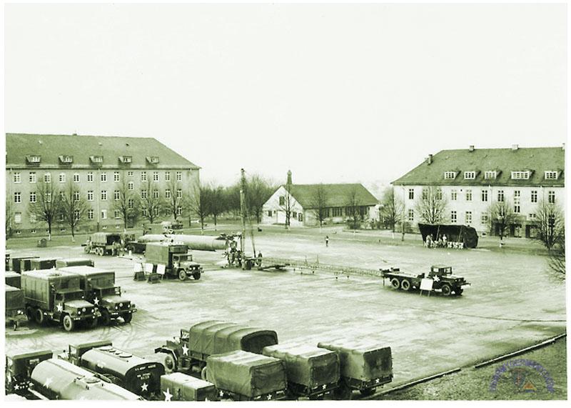 Neckarsulm Germany  city photos : Artillery Kaserne Neckarsulm West Germany http://www.usarmygermany.com ...