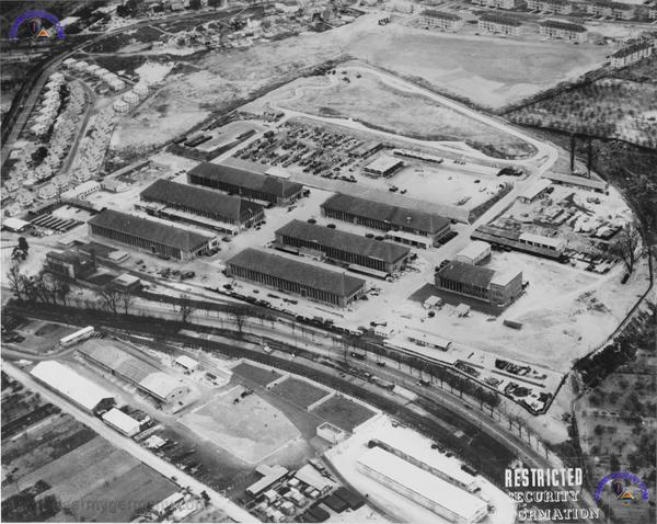 Usareur Units Mainz Ord Depot