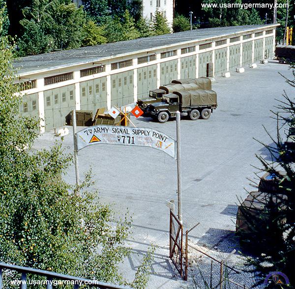 Usareur units 39th sig bn - Boblingen mobel ...