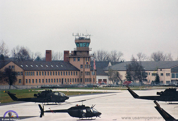 USAREUR Units - Ansbach AAF