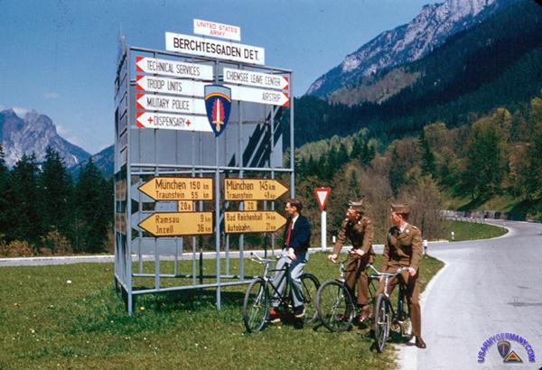 Usareur Cities Garmisch