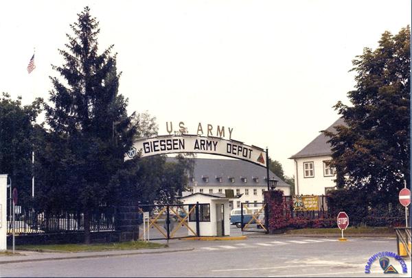 Usareur Units Kasernes 1945 1989