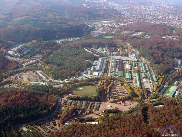 Usareur Cities Kaiserslautern