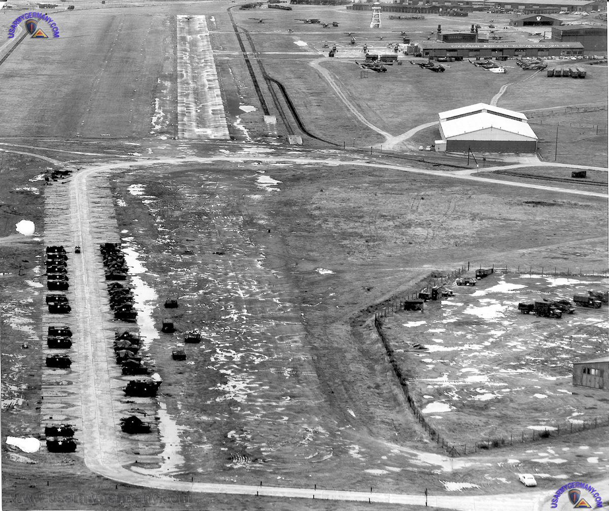 USAREUR Partial Photos - Coleman Barracks