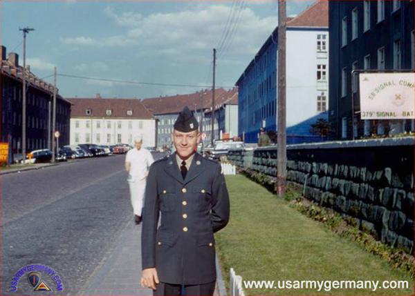 USAREUR Units - 379th Sig Battalion