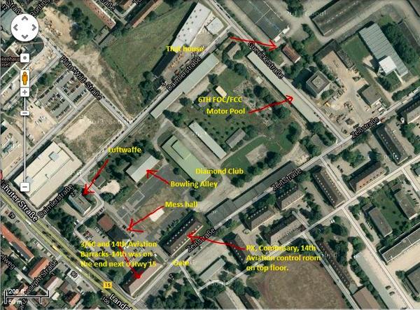 Kaserne Regensburg