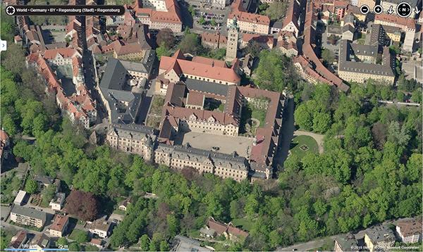 USAREUR - Cities - Regensburg