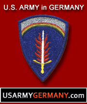 Sew On Patch United States Army Europe USAREUR