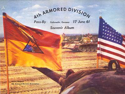 Usareur Units 4th Armd Div