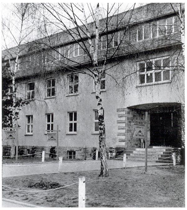 USAREUR Partial Photos - Fliegerhorst 1954