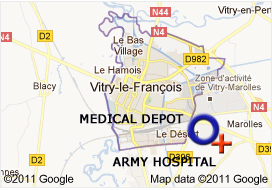Located In The Heart Of The Battlefields Of World War I And World War Ii Is A Key Installation Of The Medical Network Of The U S Army In Europe The U S