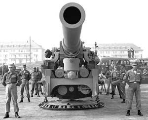 Usareur Units Field Artillery