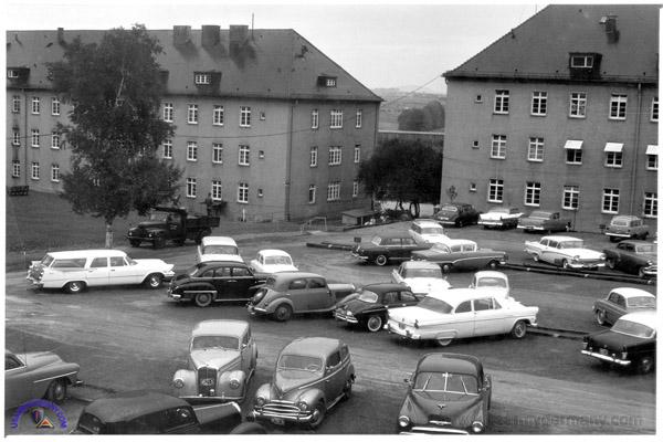 USAREUR Photos - Wilkin Bks 1960