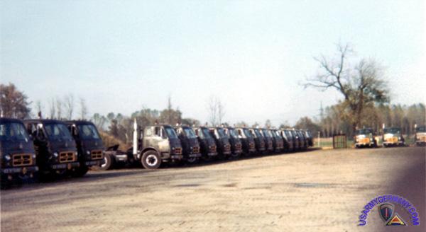 Mn Truck Headquarters >> USAREUR Units - 106th Trans Bn