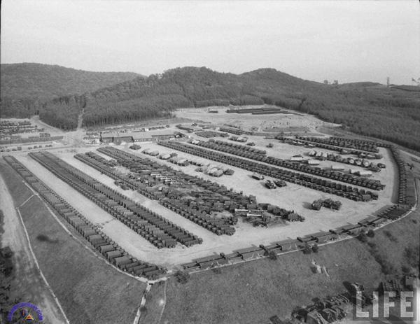 Usareur Units Kaiserslautern Army Depot